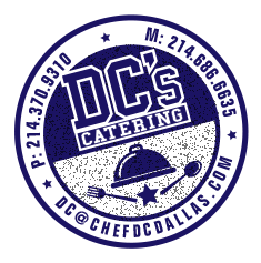 Catering by Chef DC - logo